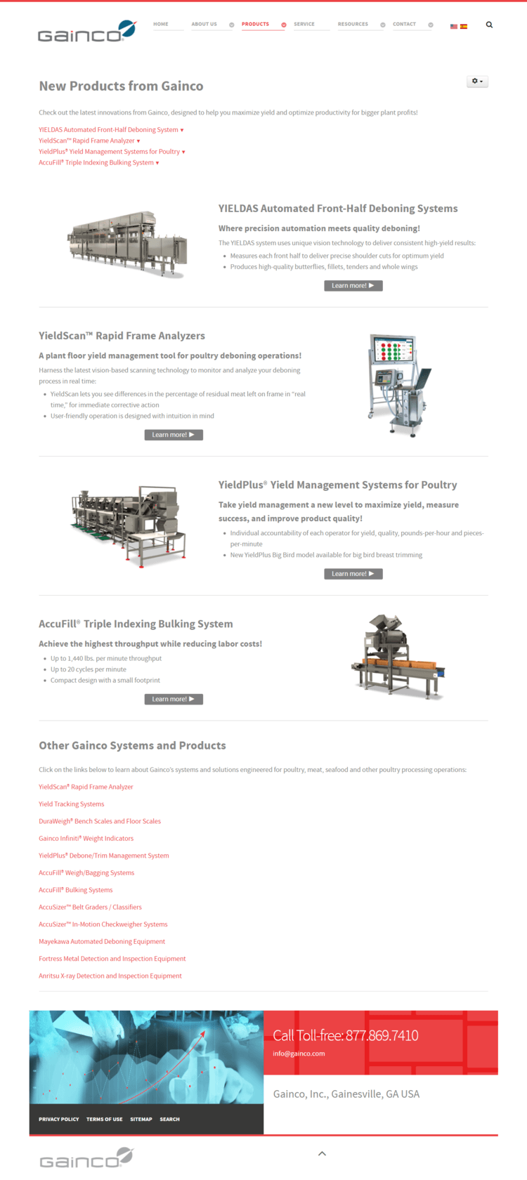 food-processing-equipment-manufacturer-new-products-page